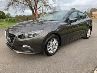 2014 Mazda 3 BM Series Touring Grey Sports Automatic Sedan.