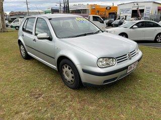 2003 Volkswagen Golf 4th Gen MY03 Generation Silver 5 Speed Manual Hatchback