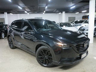 2019 Mazda CX-9 TC GT SKYACTIV-Drive i-ACTIV AWD Black 6 Speed Sports Automatic Wagon.