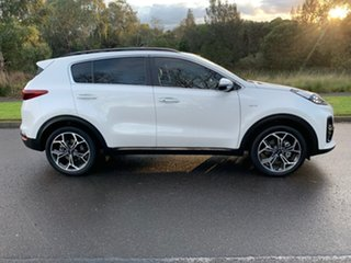 2020 Kia Sportage QL GT-Line White Sports Automatic Wagon