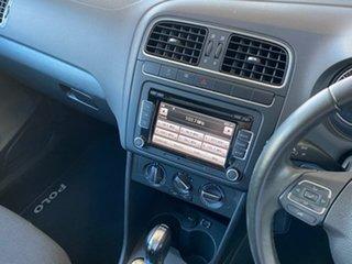 2011 Volkswagen Polo 6R MY12 77TSI DSG Comfortline Grey 7 Speed Sports Automatic Dual Clutch