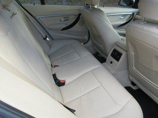 2016 BMW 3 Series F30 LCI 320d Sport Line White 8 Speed Sports Automatic Sedan