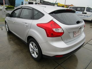 2015 Ford Focus LW MkII MY14 Trend PwrShift Silver 6 Speed Sports Automatic Dual Clutch Hatchback