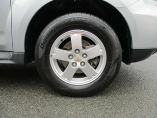 2011 Mitsubishi Outlander ZH MY11 LS Silver 6 Speed Constant Variable Wagon