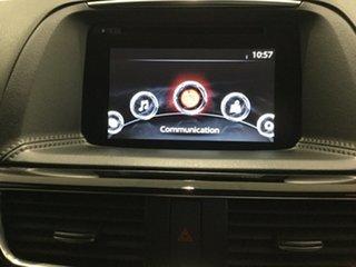 2015 Mazda CX-5 KE1072 Maxx SKYACTIV-Drive Meteor Grey 6 Speed Sports Automatic Wagon