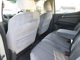 2012 Holden Colorado RG LTZ Silver Manual Utility