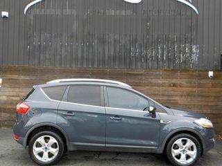 2012 Ford Kuga TE Titanium AWD Grey 5 Speed Sports Automatic Wagon.