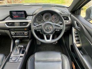 2016 Mazda 6 GL1021 Atenza SKYACTIV-Drive Sonic Silver 6 Speed Sports Automatic Sedan