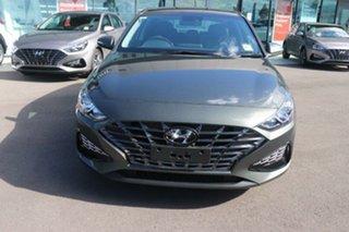 2021 Hyundai i30 PD.V4 MY21 Active Amazon Gray 6 Speed Sports Automatic Hatchback.