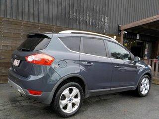 2012 Ford Kuga TE Titanium AWD Grey 5 Speed Sports Automatic Wagon