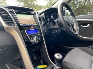 2013 Hyundai i30 GD MY14 Elite Blue 6 Speed Manual Hatchback