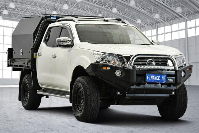 Used Nissan Navara D23 S3 ST-X Victoria Park, 2018 Nissan Navara D23 S3 ST-X White 7 Speed Sports Automatic Utility