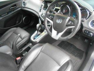 2010 Holden Cruze JG CDX White 6 Speed Sports Automatic Sedan