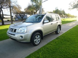2009 Nissan X-Trail T31 ST Beige Constant Variable Wagon