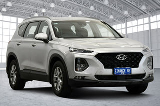 2020 Hyundai Santa Fe TM.2 MY20 Active Silver 8 Speed Sports Automatic Wagon.