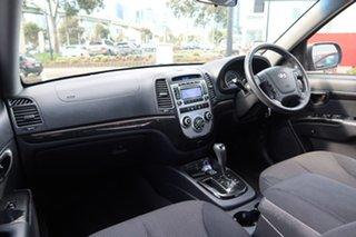 2009 Hyundai Santa Fe CM MY09 SX Grey 5 Speed Sports Automatic Wagon.