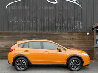 2012 Subaru XV G4X MY12 2.0i Lineartronic AWD Orange 6 Speed Constant Variable Wagon.