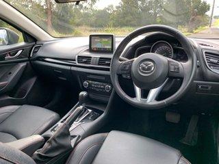 2014 Mazda 3 BM Series Touring Grey Sports Automatic Sedan