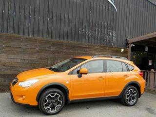2012 Subaru XV G4X MY12 2.0i Lineartronic AWD Orange 6 Speed Constant Variable Wagon