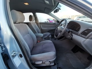 2005 Toyota Camry ACV36R Altise Blue 4 Speed Automatic Sedan.
