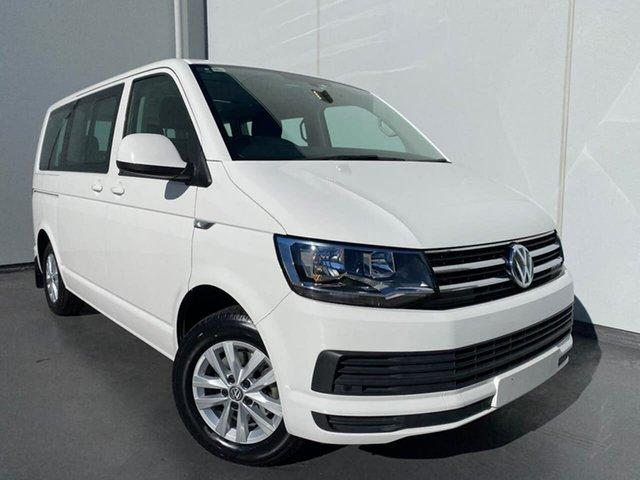 Used Volkswagen Multivan T6 MY18 TDI340 SWB DSG Comfortline Liverpool, 2017 Volkswagen Multivan T6 MY18 TDI340 SWB DSG Comfortline White 7 Speed