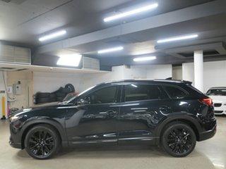 2019 Mazda CX-9 TC GT SKYACTIV-Drive i-ACTIV AWD Black 6 Speed Sports Automatic Wagon