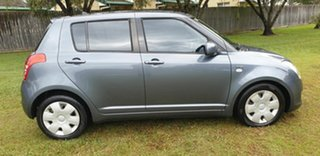 2008 Suzuki Swift RS415 GLX Grey 4 Speed Automatic Hatchback.