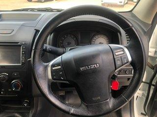 2017 Isuzu D-MAX MY17 SX Crew Cab White 6 Speed Manual Utility