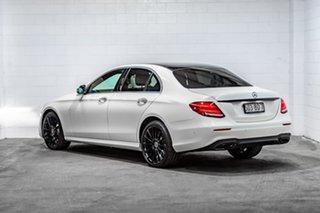 2019 Mercedes-Benz E-Class W213 809MY E450 9G-Tronic PLUS 4MATIC White 9 Speed Sports Automatic.