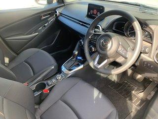 2021 Mazda 2 DJ2HAA G15 SKYACTIV-Drive Evolve Snowflake White 6 Speed Sports Automatic Hatchback