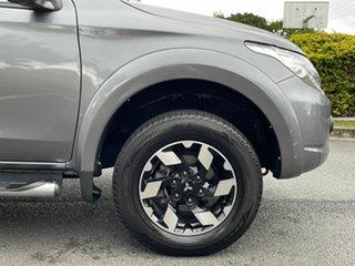 2015 Mitsubishi Triton MQ Exceed Grey 5 Speed Automatic Dual Cab