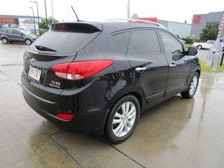 2012 Hyundai ix35 LM2 Highlander AWD Black 6 Speed Sports Automatic Wagon