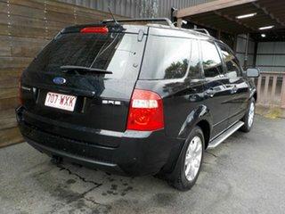 2008 Ford Territory SY SR2 RWD Black 4 Speed Sports Automatic Wagon