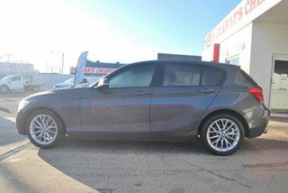 2011 BMW 118i F20 Grey 8 Speed Automatic Hatchback.