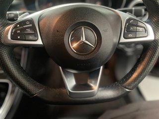 2017 Mercedes-Benz C-Class S205 807+057MY C250 Estate 9G-Tronic Black 9 Speed Sports Automatic Wagon