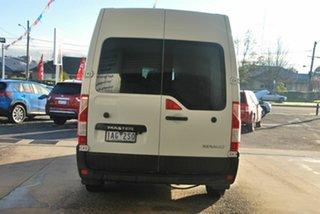 2013 Renault Master X62 MWB White 6 Speed Tiptronic Van