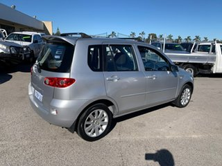 2006 Mazda 2 DY MY05 Upgrade Neo Silver 4 Speed Auto Activematic Hatchback