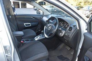 2012 Holden Captiva CG Series II 5 Silver 6 Speed Sports Automatic Wagon