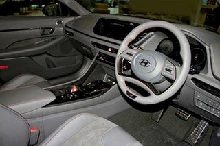 2021 Hyundai Sonata DN8.V1 MY21 N Line DCT Flame Red 8 Speed Sports Automatic Dual Clutch Sedan