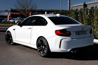 2017 BMW M2 F87 Pure White 6 Speed Manual Coupe.