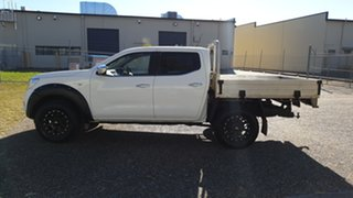 2016 Nissan Navara NP300 D23 RX (4x4) White 7 Speed Automatic Double Cab Utility