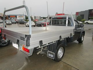 2018 Isuzu D-MAX MY17 SX 4x2 High Ride Grey 6 Speed Sports Automatic Cab Chassis