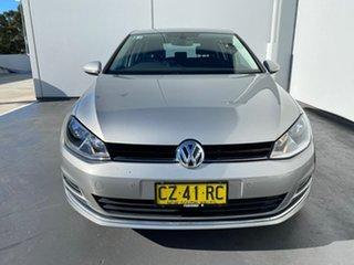 2017 Volkswagen Golf VII MY17 110TSI DSG Highline Silver 7 Speed Sports Automatic Dual Clutch.