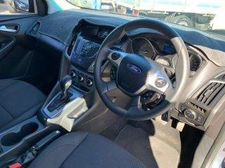 2012 Ford Focus LW MK2 Trend Grey 6 Speed Automatic Hatchback