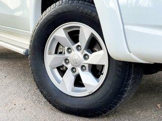 2016 Mitsubishi Triton MQ MY17 GLX Plus (4x4) White 5 Speed Automatic Club Cab Pickup.