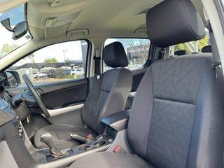 2014 Mazda BT-50 UP0YF1 XT 4x2 Hi-Rider Cool White 6 Speed Sports Automatic Utility