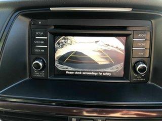 2013 Mazda 6 GJ1031 Touring SKYACTIV-Drive Grey 6 Speed Sports Automatic Sedan