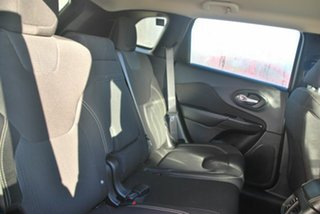 2014 Jeep Cherokee KL MY15 Longitude (4x4) Silver 9 Speed Automatic Wagon
