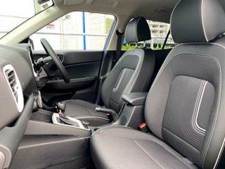 2021 Hyundai Venue QX.V3 MY21 Elite Intense Blue (phantom Black Ro 6 Speed Automatic Wagon