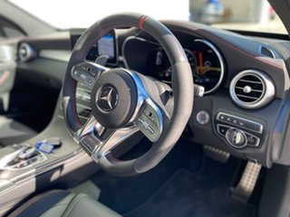 2020 Mercedes-Benz C-Class W205 801MY C43 AMG 9G-Tronic 4MATIC White 9 Speed Sports Automatic Sedan